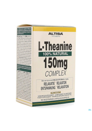 Altisa l-theanine 150mg Complex Comp 903951712-20