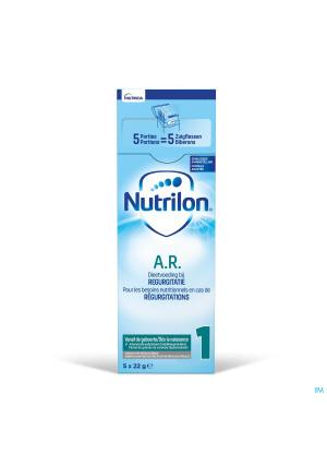 Nutrilon AR 1 poeder 5x22g Volledige zuigelingenvoeding 3951761-20