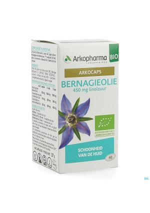 Arkocaps Bernagieolie Bio Caps 603954617-20