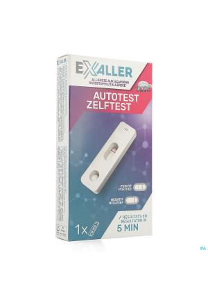 Exaller Self Test Huisstofmijtallergie3959103-20