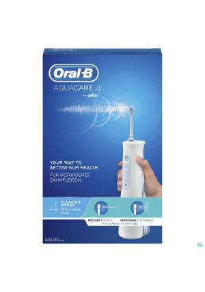 Oral B Aquacare 4 Draagbaar Irrigator3968567-20