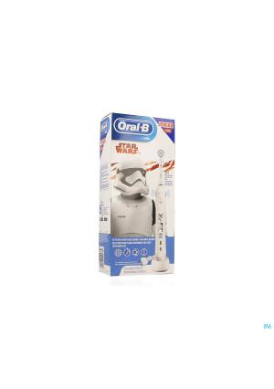 Oral B Kids D501 Smart Junior Star W.elec.tandenb.3968609-20