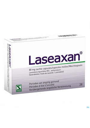 LASEAXAN® 28 ZACHTE CAPSULES3973542-20