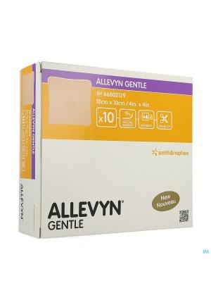 Allevyn Gentle Kp Foam 10cm X 10cm 10 668021293983780-20