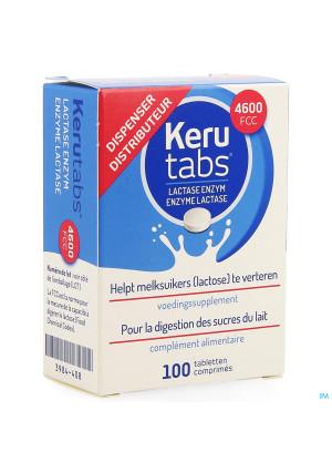 KERUTABS 100 TABL NF3984408-20
