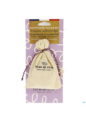 Dietworld Shampoo Vast Roze Klei Bio 65g4104550-20