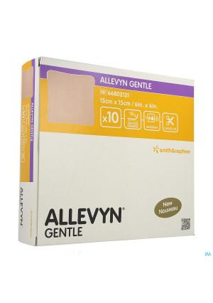 Allevyn Gentle Kp Foam 15cmx 15cm 10 668021314117461-20