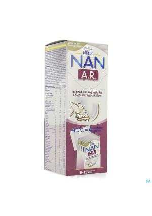 Nan Ar 0-12m Melkpoeder Nf 4x26,2g4133880-20