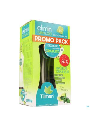 Elimin Turnandgo Mojito Dopjes 15-20%4134920-20