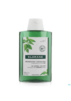 Klorane Capil. Sh Brandnetel 200ml Nf4151312-20