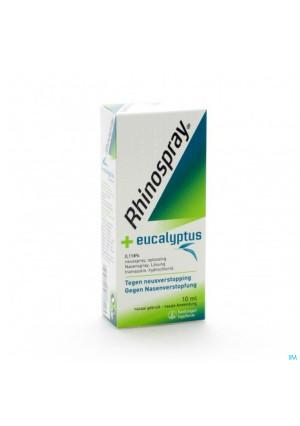Rhinospray Tramazol.eucal. 1,18mg/ml Neusspr.10ml4185831-20