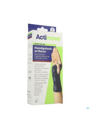 Actimove Sport Wrist Stabilizer S 14188082-20