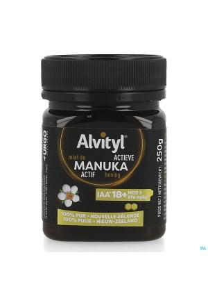Alvityl Honey Manuka Iaa 18+ Pot 250g4211520-20