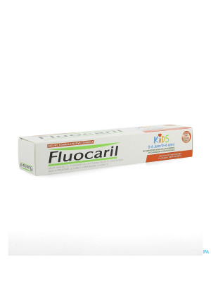 Fluocaril Tandpasta Kids Aardbei 50ml Nf4234266-20