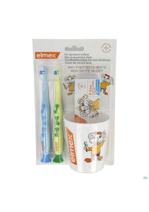 Elmex Starter Kit 0-3j4244489-20