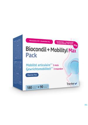 Biocondil Mobilityl Max Comp 180 + Comp 904280095-20