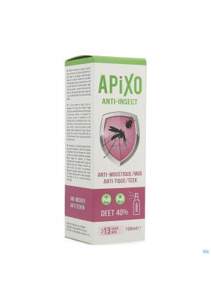 Apixo A/insect Deet 40% Spray 100ml4280277-20