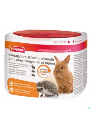 Beaphar Knaagdier-konijnenmelk 200g Nf Verv38979564284329-20