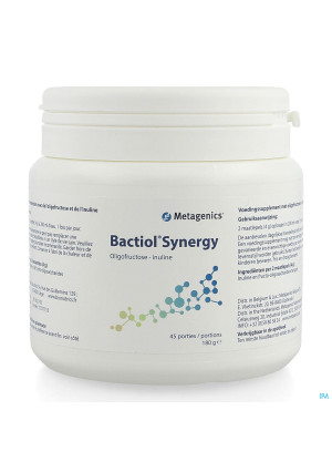 Bactiol Synergy 180g Metagenics4291944-20