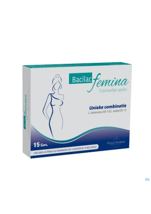 Bacilac Femina Caps 154324356-20