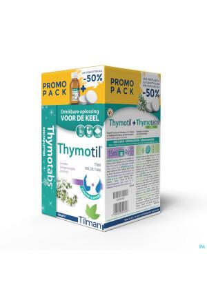 Thymotil Drinkb.opl 150ml+thymo Nat. Past 24 Promo4344065-20