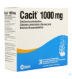 Cacit 1000 Bruistabletten Tube 30 X 1000mg1218460-00