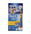 Oral B Plak Control D10511 Mickey Blue1697192-01