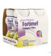Fortimel Compact Fibre Vanille 4x125ml3047586-01